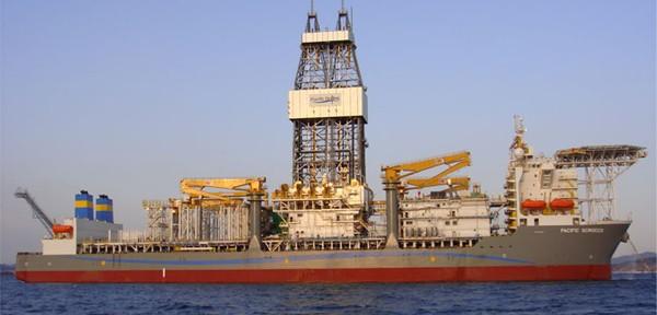 Pacific Scirocco Drilling Drillship