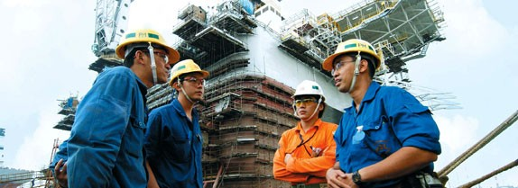 marine rig sembcorp shipbuilding