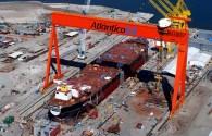 "Brazilian Shipbuilding ""Renaissance"" Stalls, Samsung Heavy Sells Stake in Struggling Shipyard"