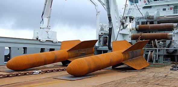 torpedo anchors