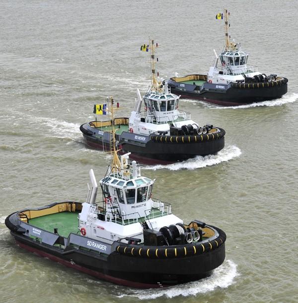 damen asd 2810 kotug tugboats tugs