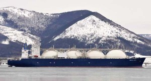 grand aniva lng ship sakhalin energy