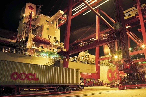 OOCL Orient Overseas Container Line