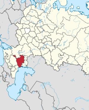 Kalmykia Russia