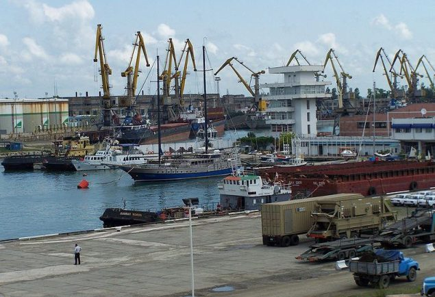port of poti georgia