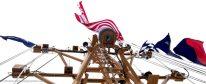 uscgc bernard c. webber mast flags