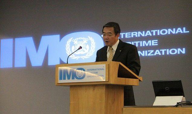 IMO Secretary-General, Koji Sekimizu