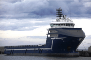 STX Søviknes Delivers New PSV to Troms Offshore