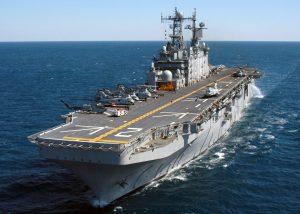 USS Saipan LHA-2