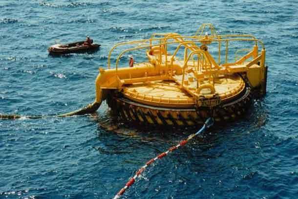 al deebel lng terminal buoy