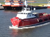 Ms Caroline in Crew Boat Smash Up [INCIDENT PHOTOS]