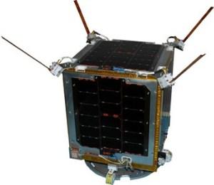 Luxspace VesselSat 2 AIS Satellite