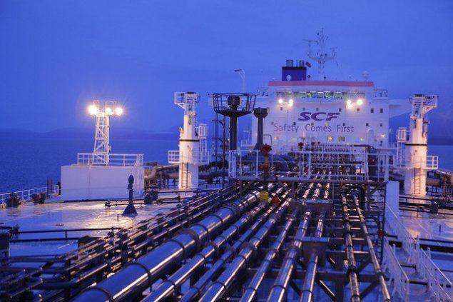 oao sovcomflot tanker