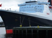 Queen Elizabeth 2 to Anchor Port Rashid Makeover