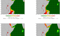 Monsoon Will Likely Keep Pirates at Bay in Indian Ocean [PIRACY UPDATE]