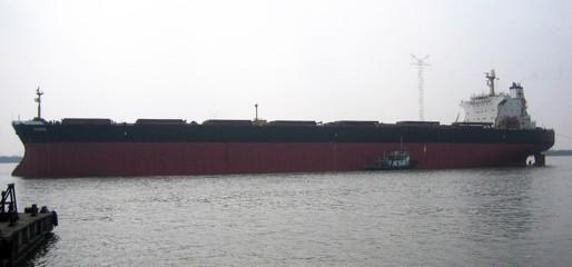mv dione panamax bulk carrier diana shipping