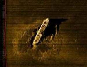 side-scan sonar Gairsoppa