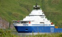 Ship Photo of The Day – Aiviq Waiting Anxiously in Dutch Harbor