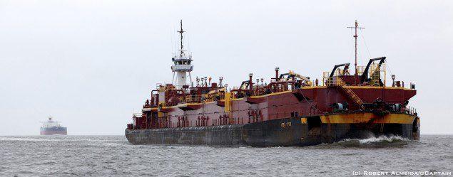 OSG tug barge delaware bay