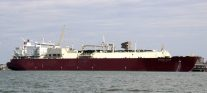 LNG Carriers of a Different Color Load at Ras Laffan
