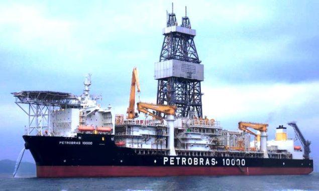 petrobras 10000 drillship