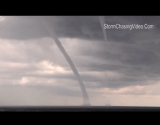 WATCH: Five Simultaneous Waterspouts Caught on Camera