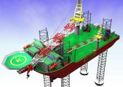 Seafox 5 Wind Turbine Installation Vessel Set For Early Delivery