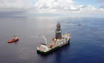 ocean rig poseidon tanzania offshore drilling drillship deepwater