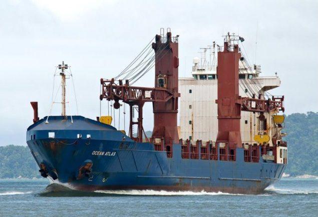 ocean atlas vessel ship