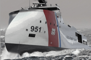 Vigor's X-Bow design was not selected for the Phase I contracts.