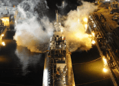 General Dynamics to Plan Restoration of USS Miami's Burnt Remains