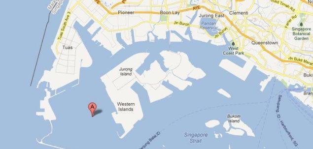temasek fairway singapore