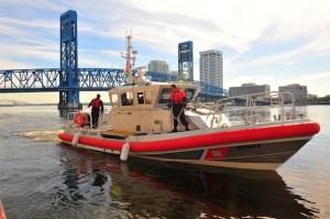 USCG  drug interdiction vessel in miami florida