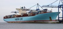 Food Goes Bad on Maersk Ships as Russia Imposes Ban