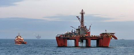 bideford dolphin drilling rig