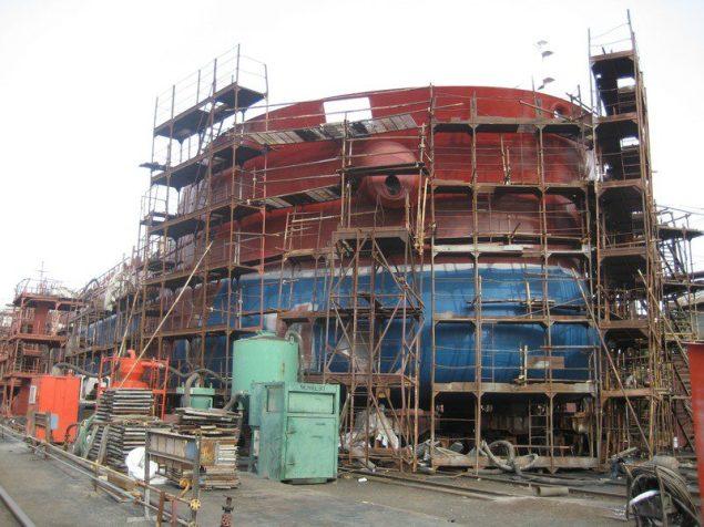 ksy shipyard kherson ukraine tanker