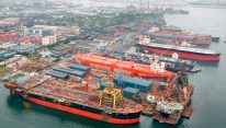 Keppel Offshore & Marine Wins $460 Million in Shipyard Construction Projects