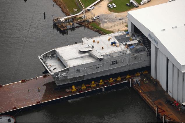 usns choctaw county austal shipbuilding