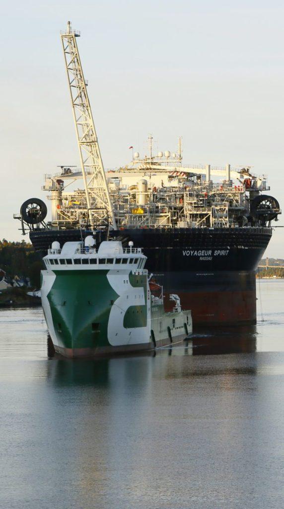 Voyageur Spirit Sevan Marine
