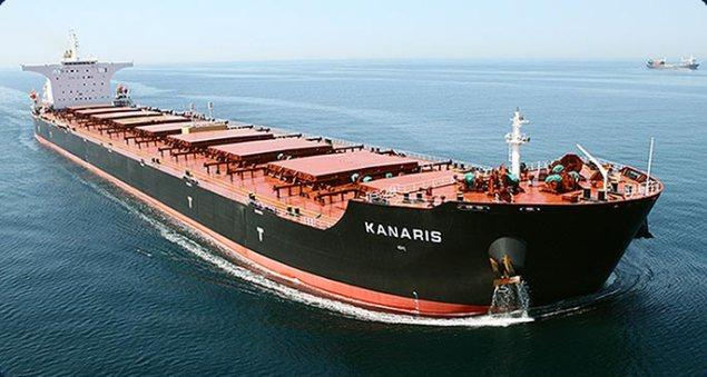 kanaris capesize bulker safe bulkers