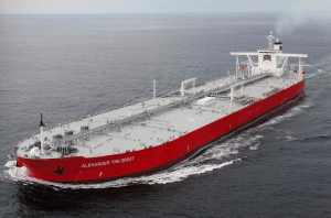 alexander the great vlcc supertanker