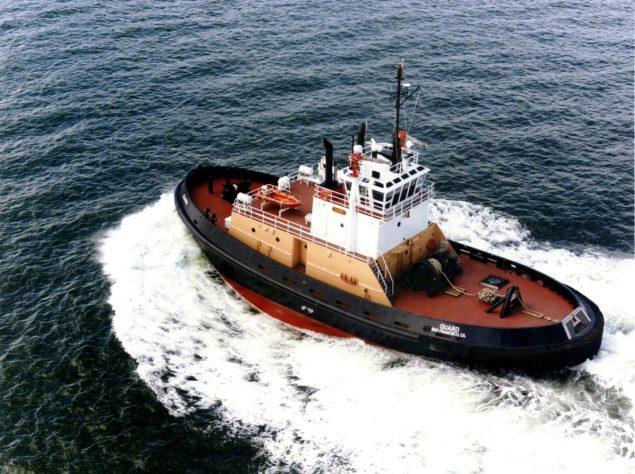 crowley tugboat guard