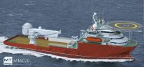 Marin Teknikk to Design New Subsea Vessel for Otto Candies