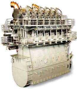 ue diesel MHI 2-stroke ship