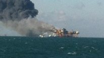 Offshore Production Platform Explodes in US Gulf of Mexico [UPDATE]