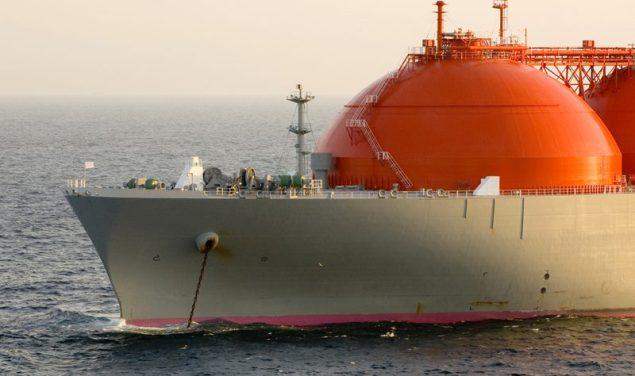 lng carrier shutterstock lngc
