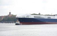 Flensburger Schiffbau-Gesellschaft Shipyard Launches the Ulusoy 15 RoRo Freight Ferry