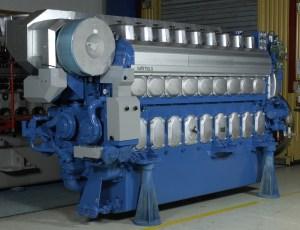wartsila 20 medium speed diesel engine