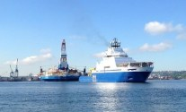 MV Aiviq Breaks Down in Alaska While Towing Shell's Arctic Drilling Rig