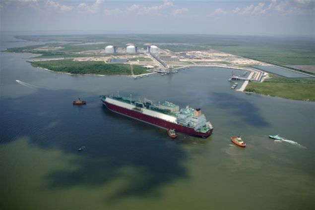 qatar gas sabine pass lng carrier